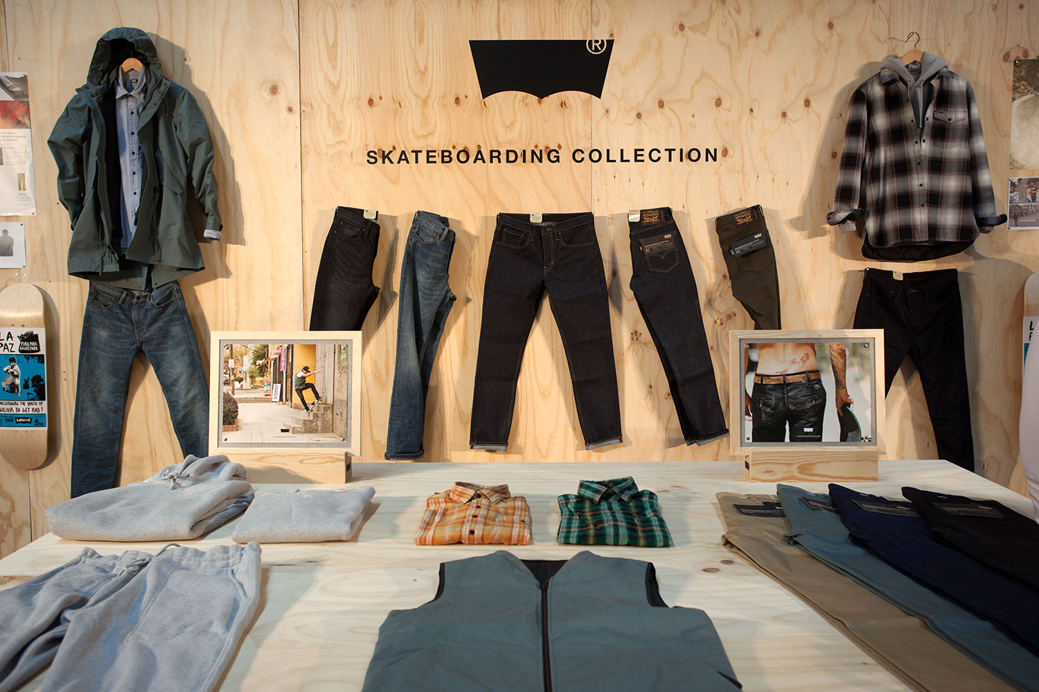 Levi's Skate FW14 Collection 01